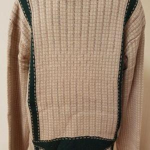 172596c8109 Oktoberfest Lederhosen Sweater Bavarian Pretzel Be NWT